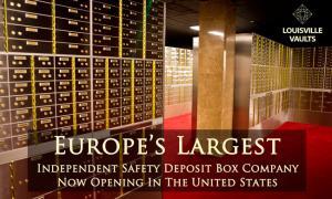 Safety Deposit Boxes Louisville