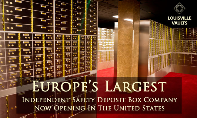 Safety Deposit Boxes Louisville